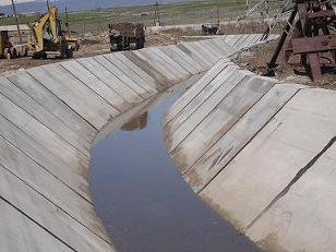 Armenia - Rehabilitation of 6 main irrigation canals (Arzni Shamiram, Shirak, Talin, Lower Rhazdan, Artashat and Armavir areas)